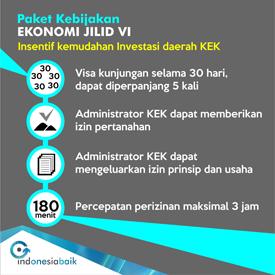 paket ekonomi VI