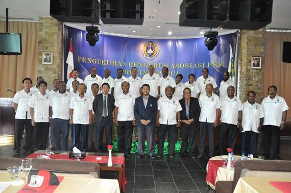 Papua Jadi Project PSSI