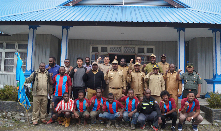 Persipuncak Cartens FC Siap Tampil di Liga Nusantara