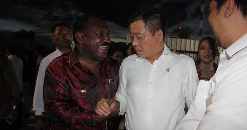 Menteri ESDM Siap Dukung Puncak Terang, Menteri Perdagangan Apresiasi Kehadiran Grosir Ilaga